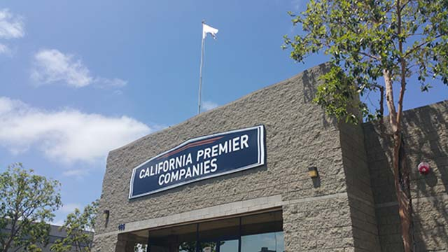 California Premier Roofscapes is based in Escondido.