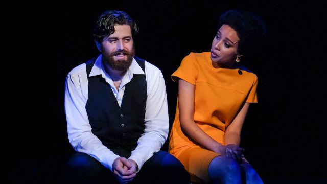 Josh Young and Ester Rada