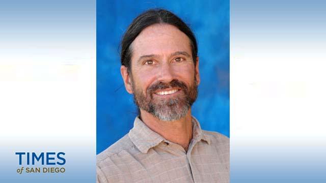 Professor Brian Jennings of Grossmont College.