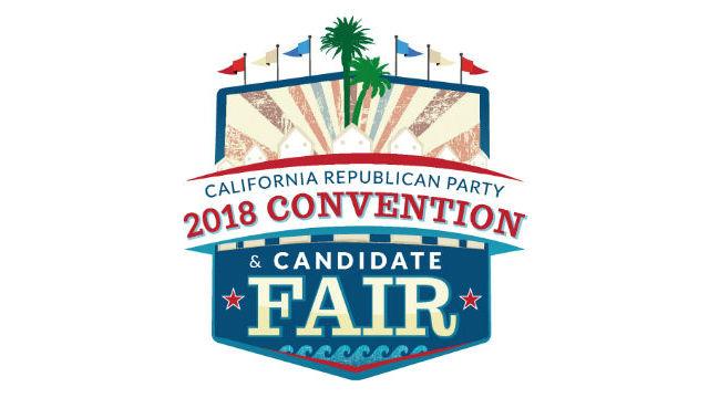 California Republican Party convention logo