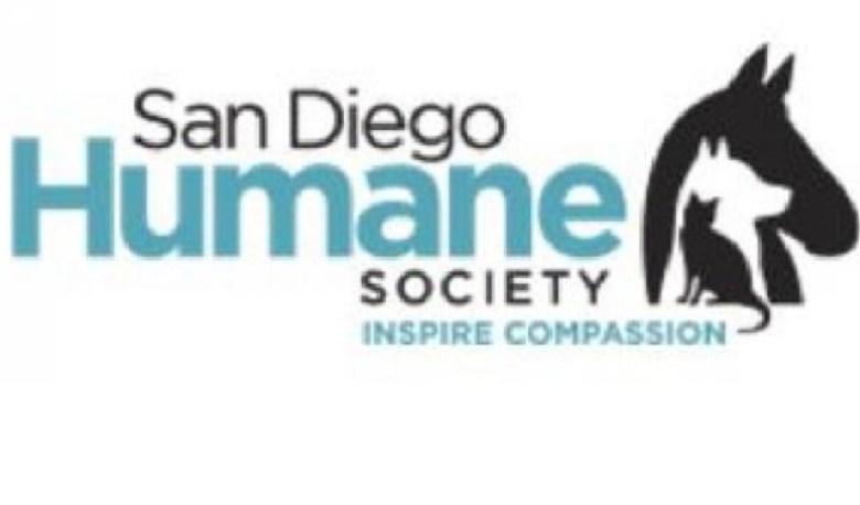 San Diego Humane Society logo logo