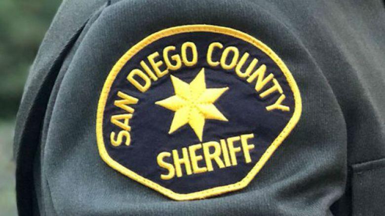 San Diego County Sheriff patch