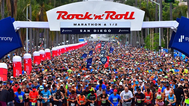 Rock'n'Roll marathon
