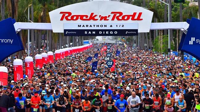 Rock'n'Roll marathon