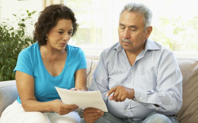 Seniors discuss an estate plan