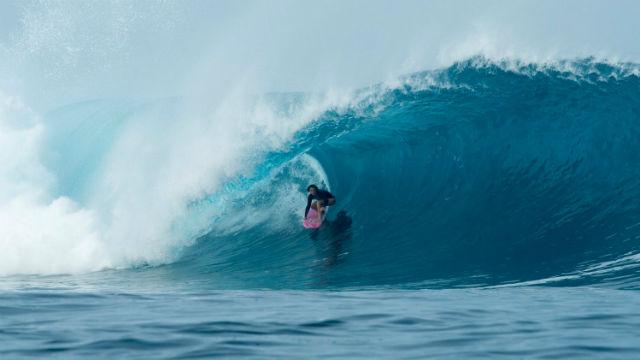 Surfer Bianca Valenti