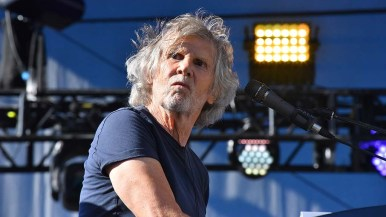 Rod Argent is keyboardist of The Zombies, formerly of the group Argent.