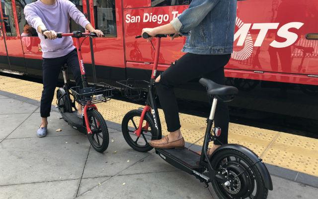 Razor EcoSmart scooters