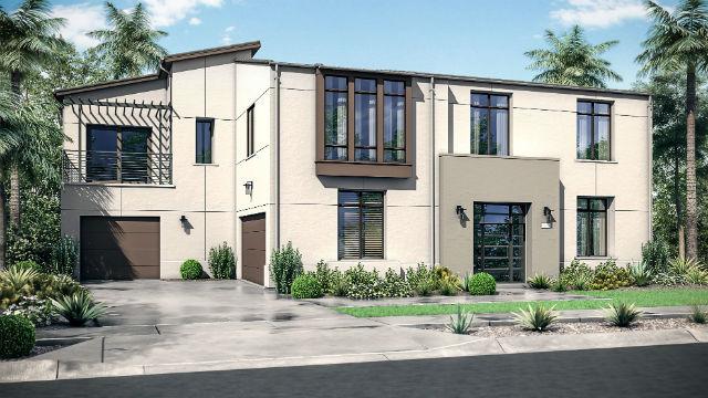 Irving Gil-inspired home design