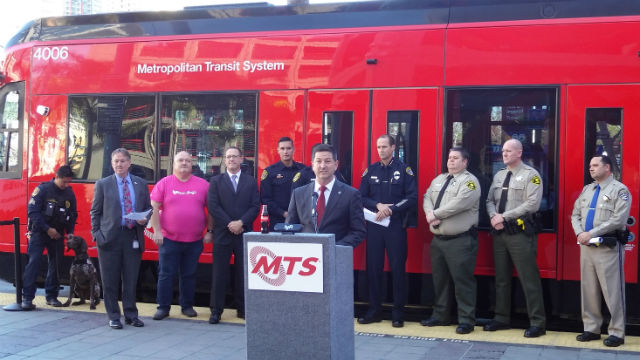 Chris Ward announces MTS plans for New Year's Eve