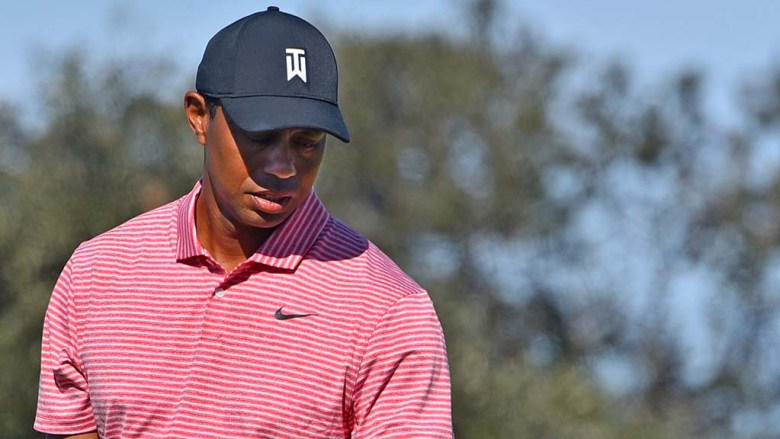 Tiger Woods finished theFarmers Insurance Open five strokes under, tied in 20th place.