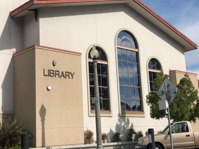 La Mesa branch library