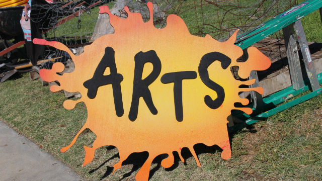 An ARTS project in Kimball Park