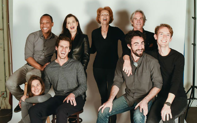 Cast of Angels in America
