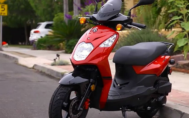 Lance PCH scooter