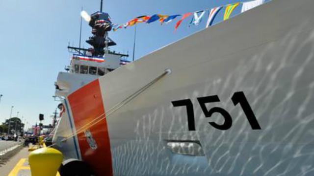 Coast Guard Cutter Waesche