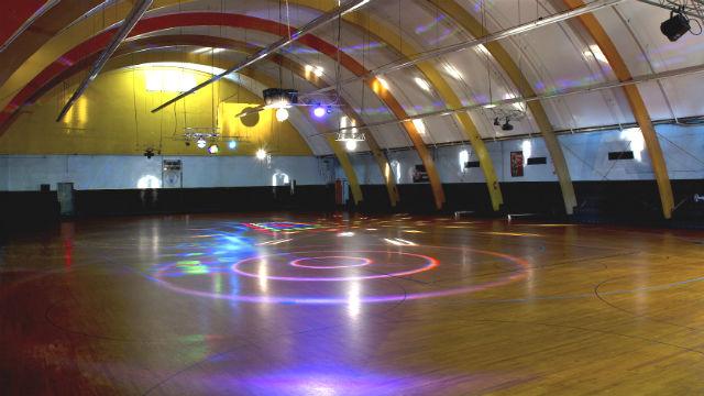 Interior of Skateworld in Linda Vista
