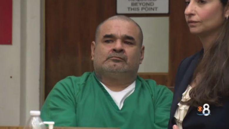 Jesse Michael Gomez in court