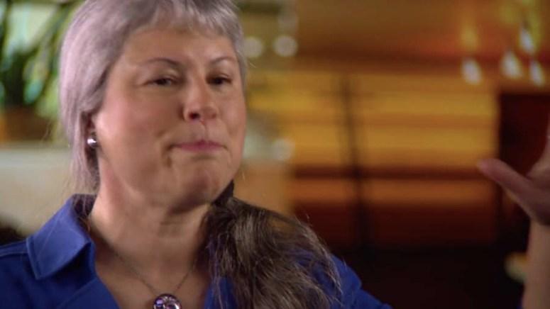 "Woman seen on CBS ""Whistleblower"" episode titled: ""SeaWorld: The Case Against Captivity"""
