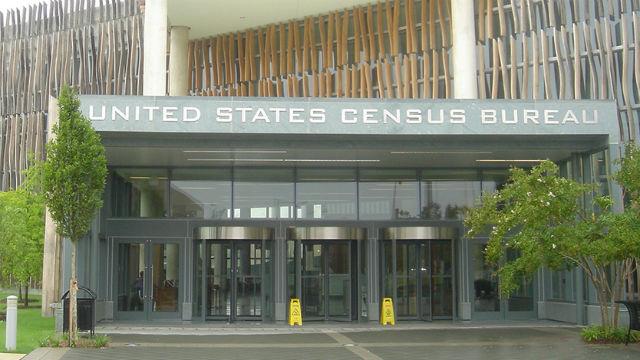 Census Bureau headquarters in Suitland, MD
