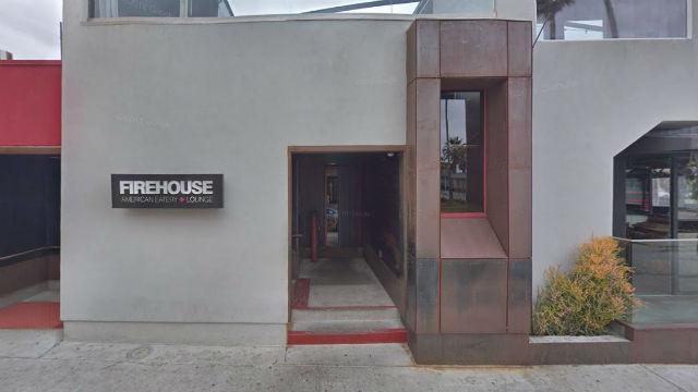 Firehouse Restaurant in Pacific Beach