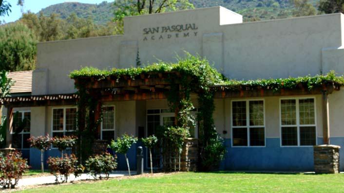 San Pasqual Academy.