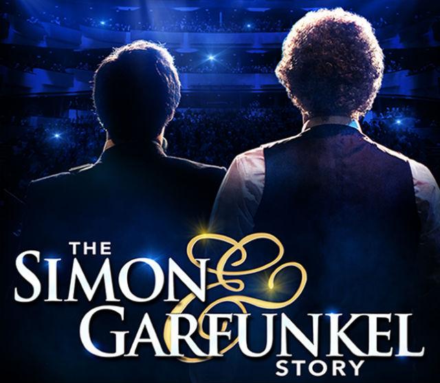 """Poster for """"The Simon & Garfunkel Story"""""""