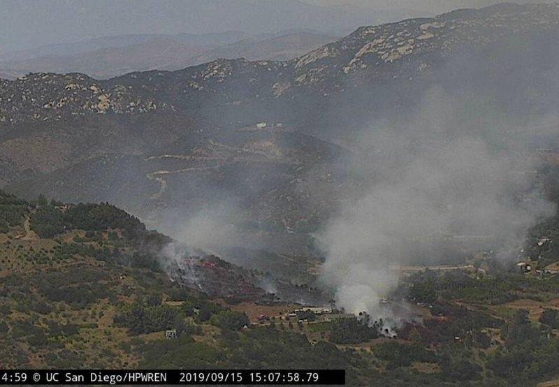 Cal Fire Fallbrook
