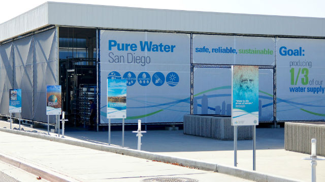Pure Water San Diego demonstration plant
