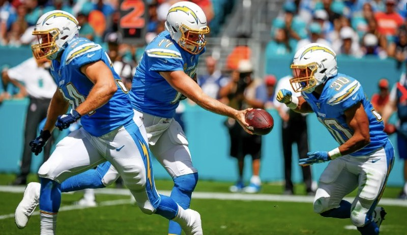 NFL Los Angeles Chargers
