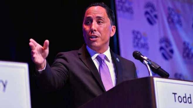 Todd Gloria's FPPC issue has been resolved but not a lawsuit by Mat Wahlstrom of Hillcrest.