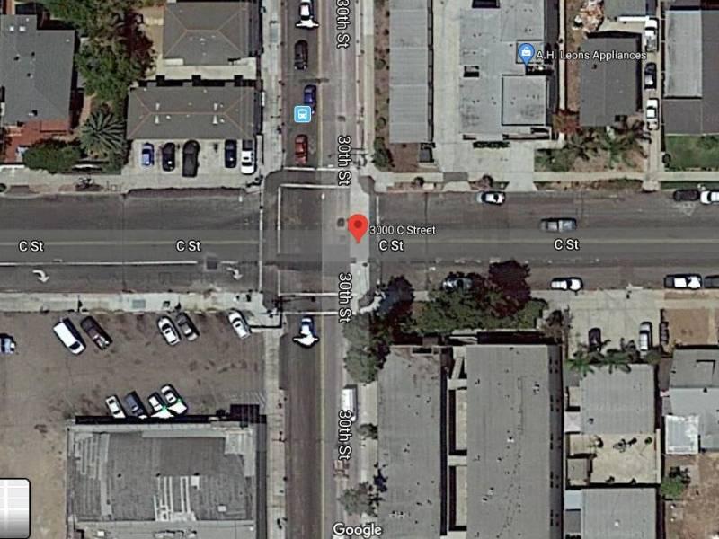 Google Map Golden Hill