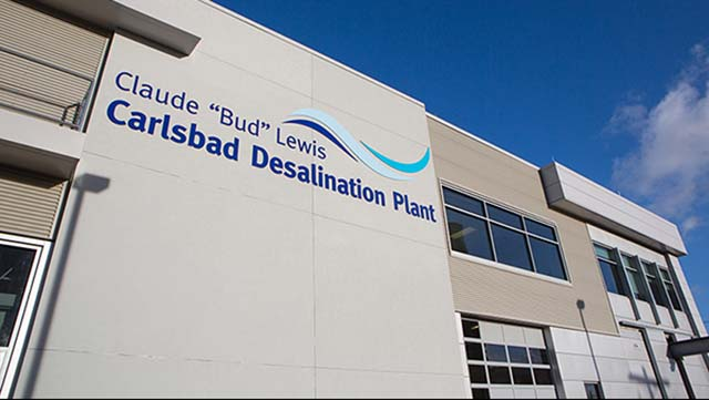 "Claude ""Bud"" Lewis Carlsbad Desalination Plant."