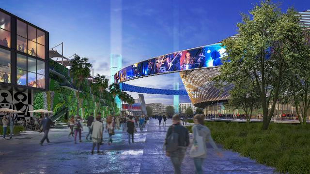 SD Loyal stadium rendering