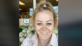 Amber Lynn Gilles on Facebook video from outside Sprouts Farmers Market in Clairemont.