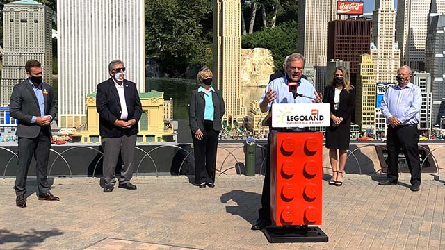 """North County Supervisor Jim Desmond says: """"We have to help San Diegans get back to work before it's too late."""""""
