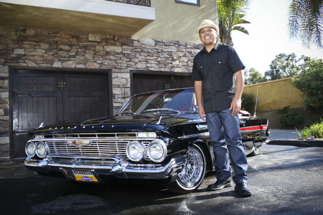 Xavier with restored Impala