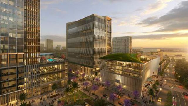 San Diego Research and Development District.