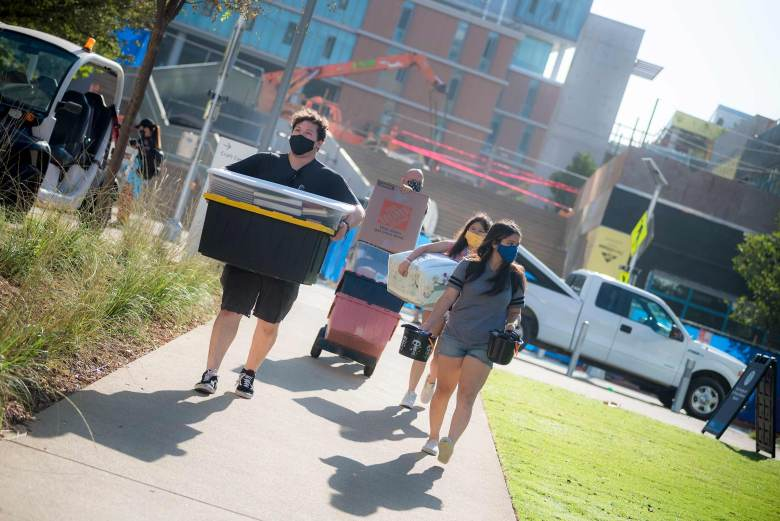 UCSD back to school