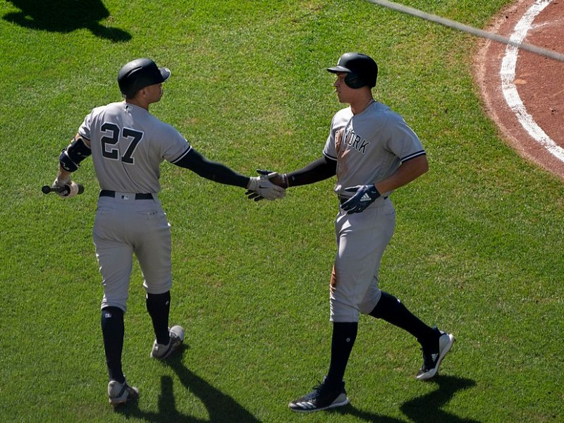Major League Baseball Playoffs American League