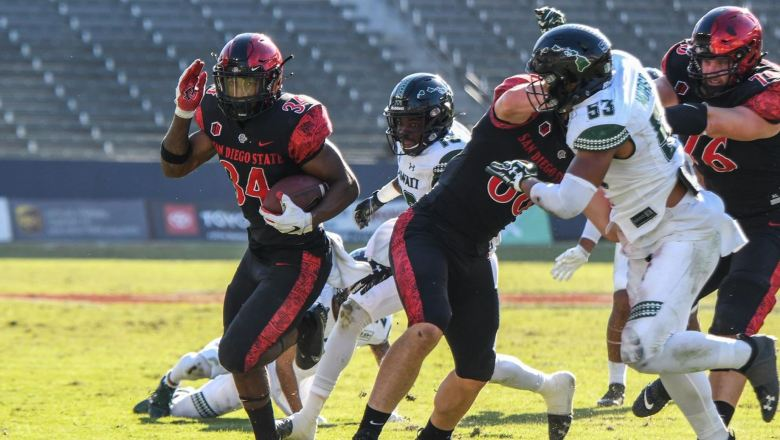 Mountain West College football SDSU