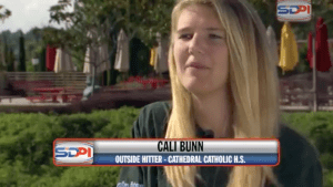 Cali Bunn told Fox5 San Diego in 2015 about how she was bullied in grade school over her deafness