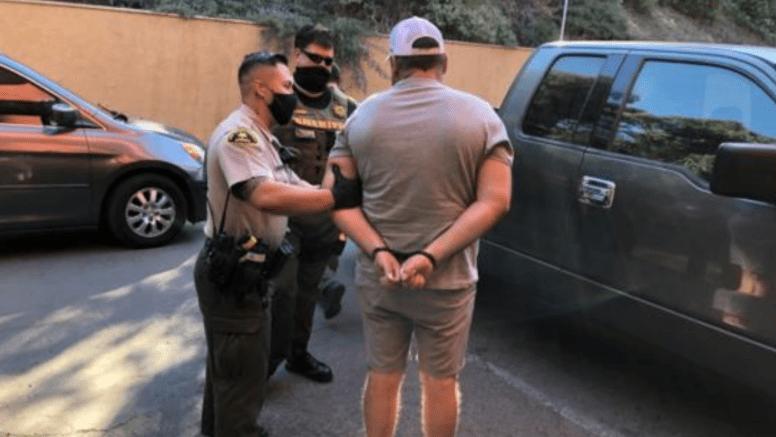 Deputy arrests suspect