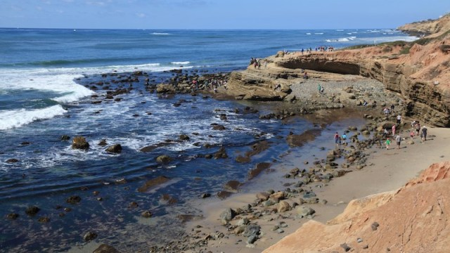 San Diego attractions Nature