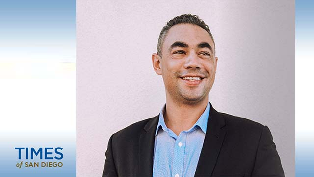 Sean Elo-Rivera's seat on the San Diego Community College District board is opening up.