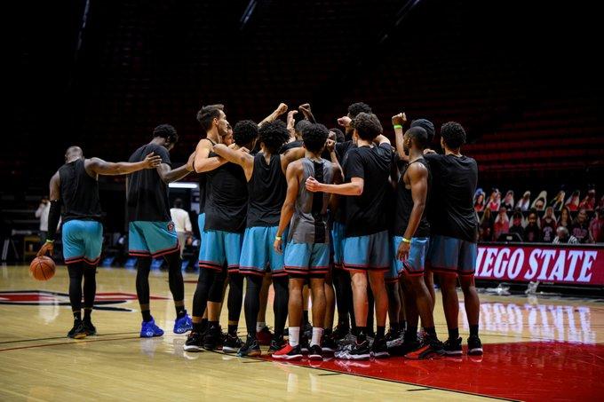 Mountain West College Basketball SDSU