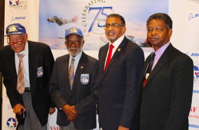 Tuskegee Airmen U.S. Army World War II