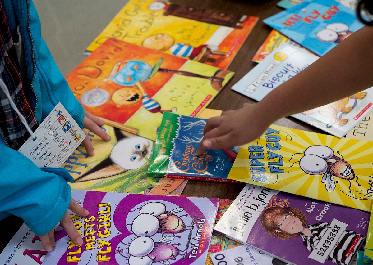 Book Drive San Diego County