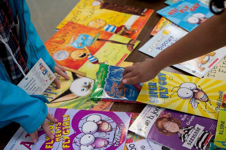 Book Drive San Diego County