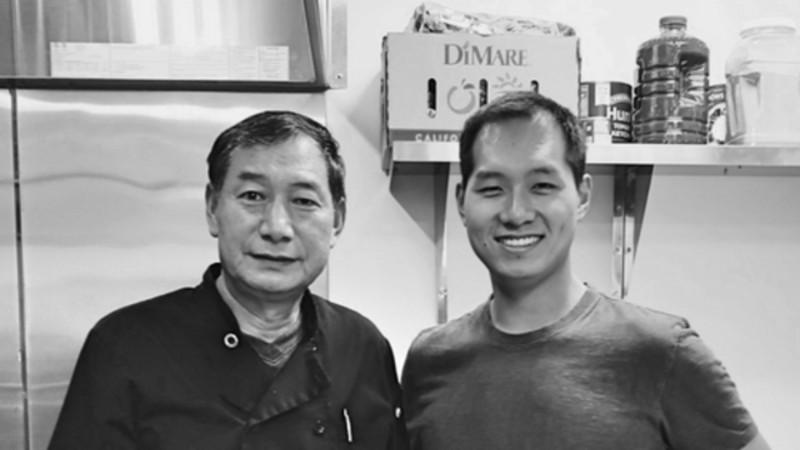 Dan and Keguang Zhao